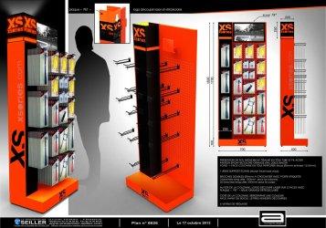 Ecran Lcd en métal pour accessoires VTT Avantgarde