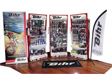 Présentoir accessoires auto moto pour BIHR2