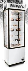 Présentoir lunettes vitrine solaire en métal DRAGON