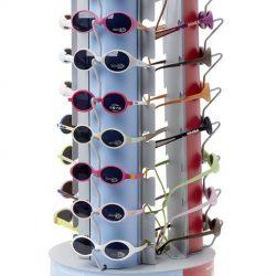 Presentoir de lunettes solaire enfants en métal BEABA