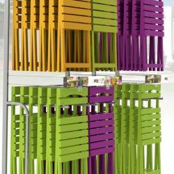 Stockeur en métal pour mobilier de jardin FERMOB