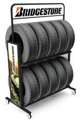 Stockeur en métal pour pneus Bridgestone