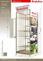 Presentoir-maison-et-bricolage-en-metal-et-plastique-pour-plaques-plaques-Onduline