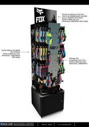 Presentoir-mode-et-textile-en-metal-pour-gants-Foxhead