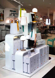 presentoir-animalerie-et-jardin-en-metal--FERMOB-display-luminaire