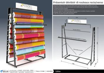 presentoir-mode-et-textile-en-metal-pour--CALITEX