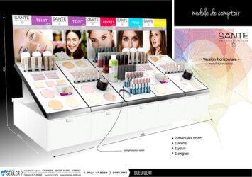 presentoir-sante-beaute-en-metal-pour-produits-cosmetique--BLEU-VERT