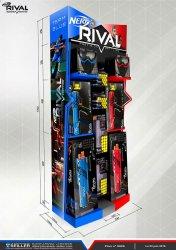 presentoir-sport-loisirs-nature-en-metal--Nerf-Rival-Hasbro